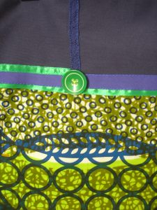 CoCo division, Madeixa maduixa, falda tela