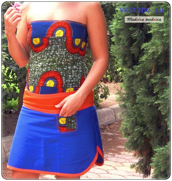 CoCo division, Madeixa maduixa, vestido
