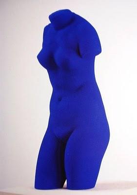 blue venus d ives klein, CoCo division