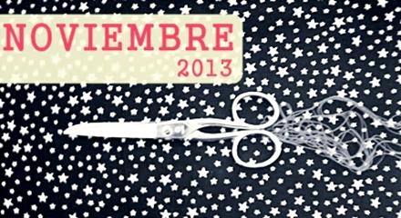 CoCo division, costura, talleres, noviembre