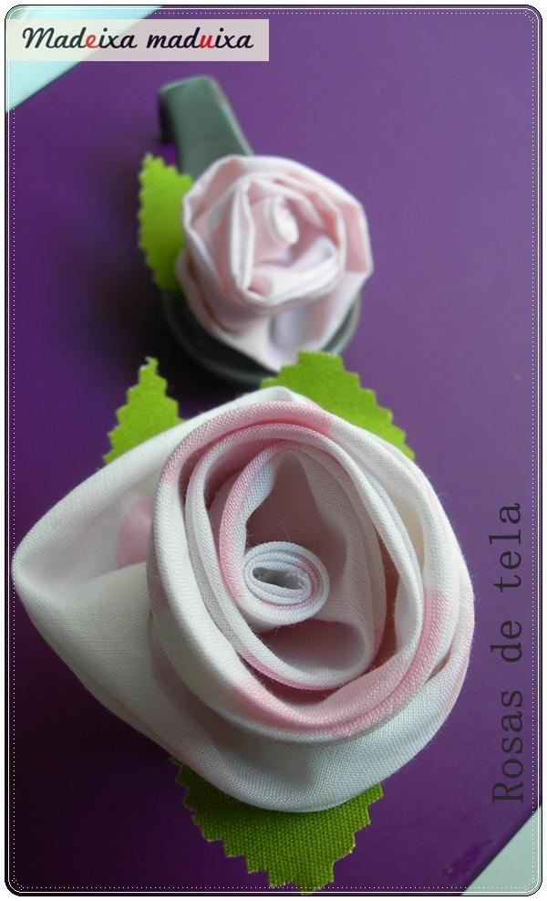 CoCo division, Madeixa maduixa, tutorial, rosas de tela