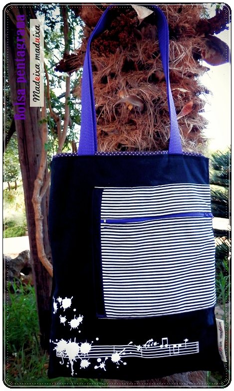 CoCo division, Madeixa maduixa, bolsa de tela