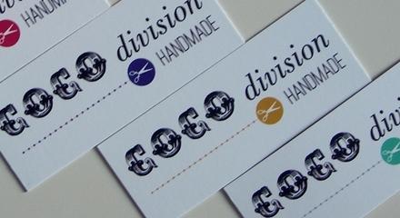CoCo division, tarjetas