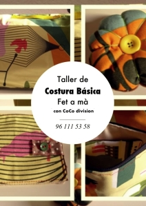 CoCo division, taller costura