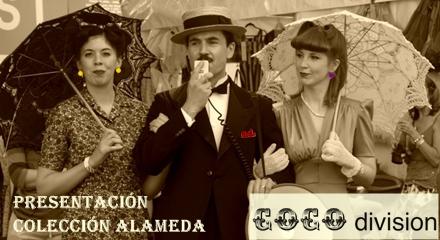 CoCo division, Colección Alameda