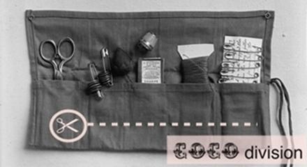 CoCo division, costura vintage