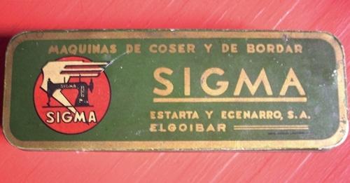 CoCo division, sigma