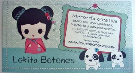 CoCo division, Lokita Botones