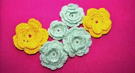 CoCo division, tejiendo flores