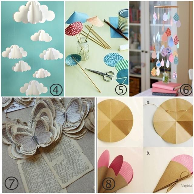 CoCo division, Pinterest, DIY papel