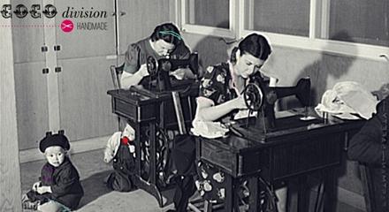 CoCo division, talleres costura