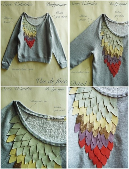 recycled-fashion, CoCo division, pinterest