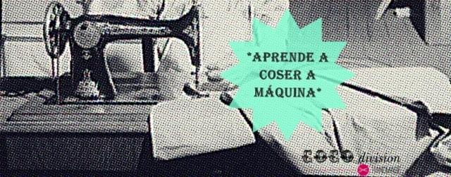 CoCo division, coser a máquina